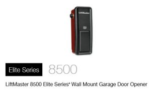 Garage Door Opener Elite Series 8500