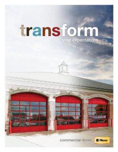 Commerical Garage Door Brochure
