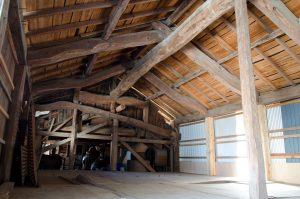pole barn installed by a pole barn door installation company cedar lake