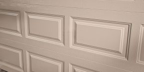 panels of garage door if researching the latest trends in doors from a reputable St. John garage door company