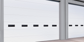 commercial use doors when looking for an experienced garage door company in demotte
