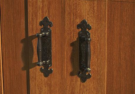 garage door handles image for garage door replacement company in hebron