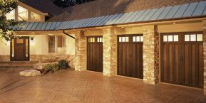 custom garage door concept for custom designs in garage doors contact demotte garage door company