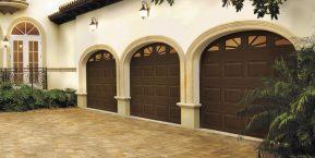 garage door image for crown point garage door repair company with experience