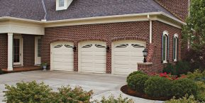 three car garage concept for reference to new garage door design contact NW Indiana garage door company