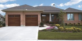 double garage door if seeking a garage door repair company in crown point, in