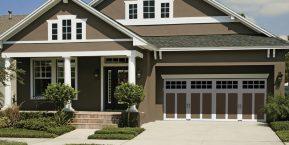 home and garage concept for reputable garage door company for repairs to garage door in hebron