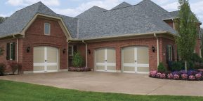 three car garage when looking for ideas for new garage door look to St John garage door company