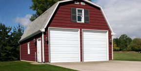 barn garage for skilled garage door repair service in beecher