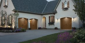 wooden garage doors for researching the best garage door company in schneider