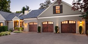 new home concept for new garage door look for reputable garage door company in hebron