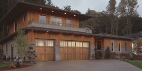 garage doors with window if needing an update with your home's curb appeal contact Crete garage door company