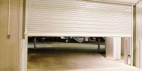 security roll up garage door image for custom design for your business contact crete garage door company