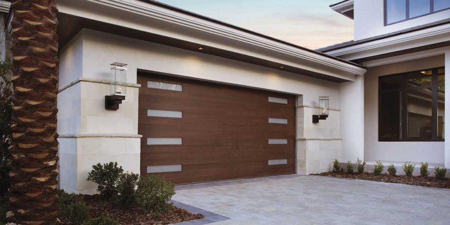 These Schererville garage door builders will fix your broken garage door panel.