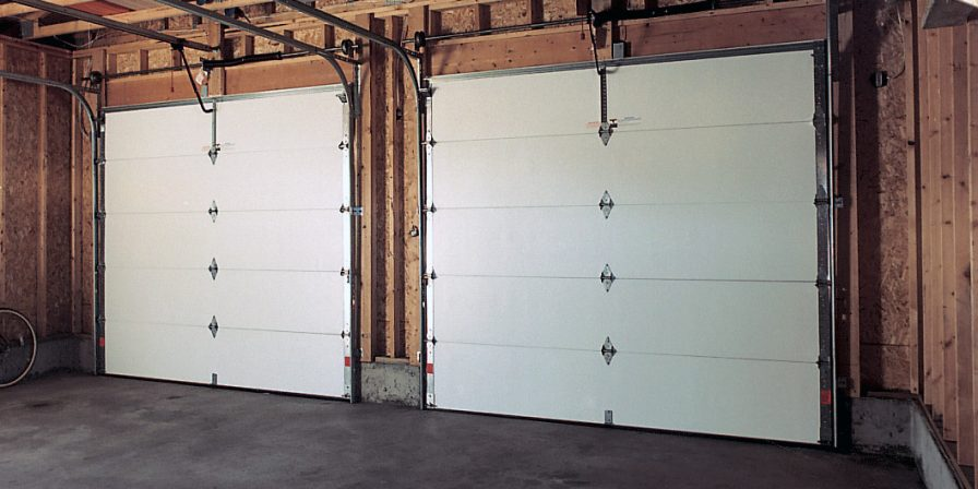a home's garage image for help with fixing garage door contact skilled garage door service company in shelby