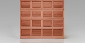 wooden garage door model if looking for a new garage door in Lowell
