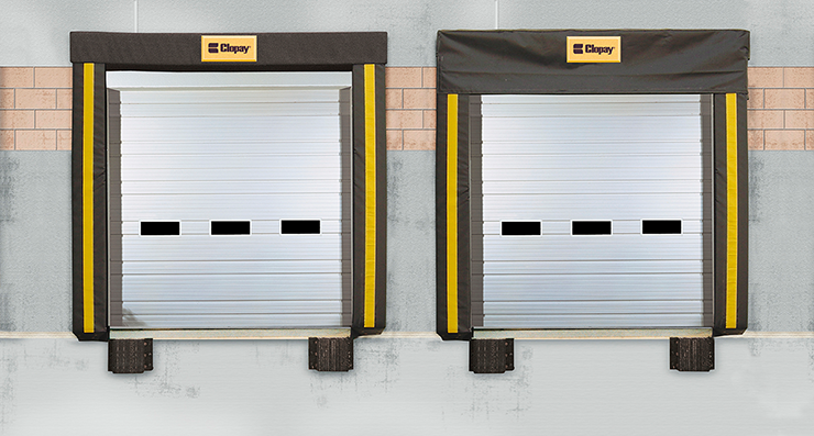 loading dock doors image for reputable garage door installation company in peotone