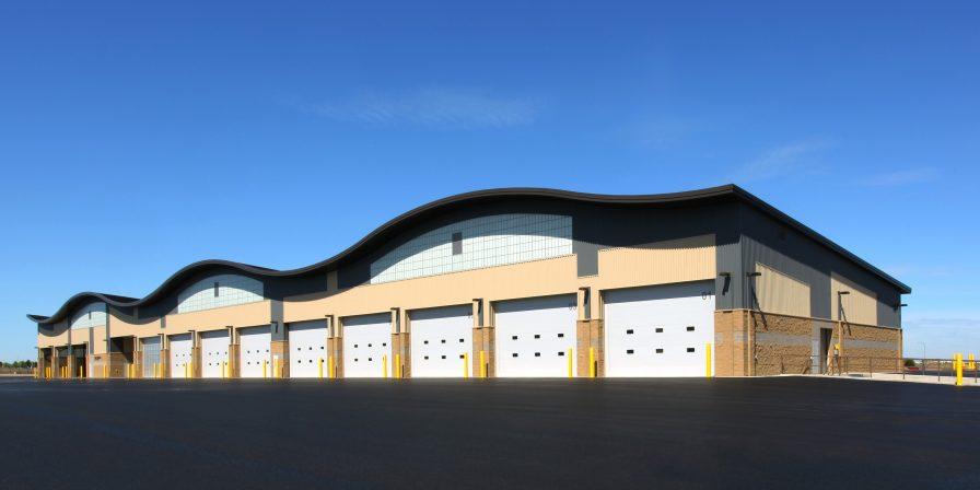 commercial garage door design for garage door maintenance in st. john